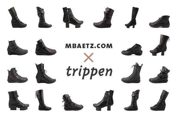 Schuhe von trippen bei MBaetz