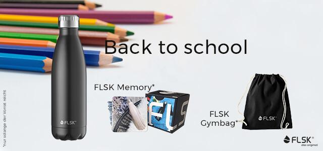 FLSK Flaschen z.b. für den Schulanfang