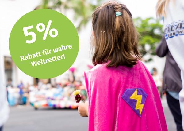 bettervest: Werde zum Weltretter – 5 % Rabatt auf deine grüne Investition!