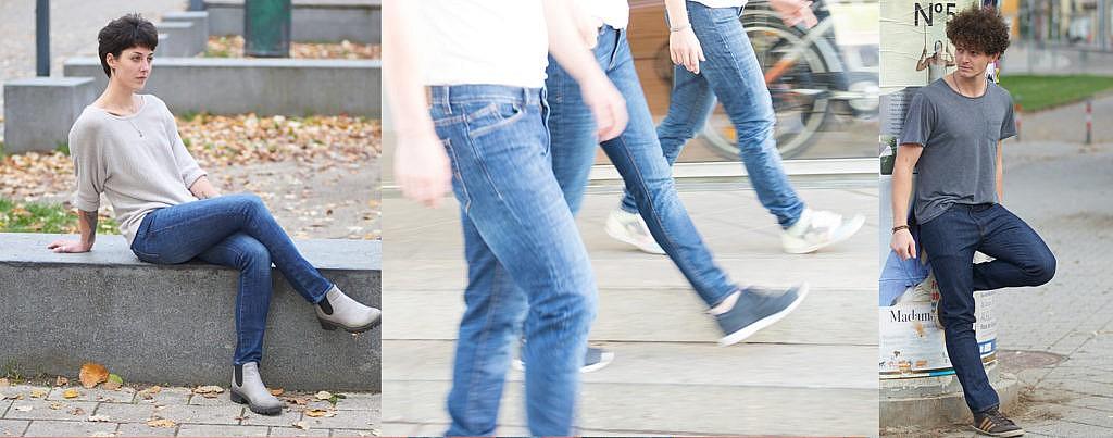 Jeans für sie und ihn bei fairjeans