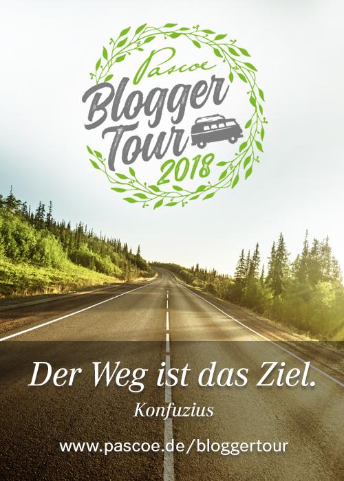 Pascoe Blogger Tour 2018 - Traumreise zu gewinnen