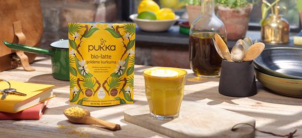 PUKKA Tee: Würzige Genussmomente für Geist & Seele