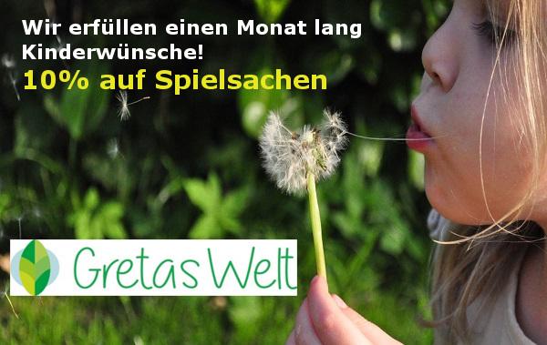 Gretas Welt Kindertag