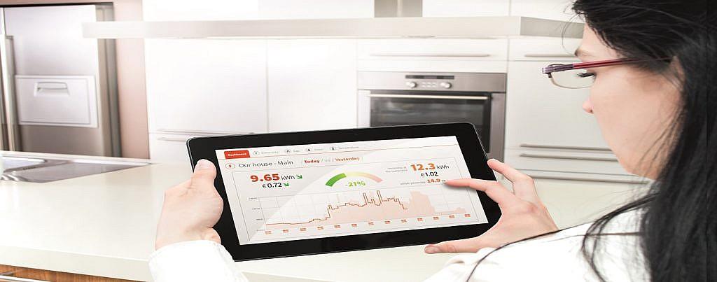 Energieverbrauch und die Energiekosten selbst zu kontrollieren mit Smart-Cost
