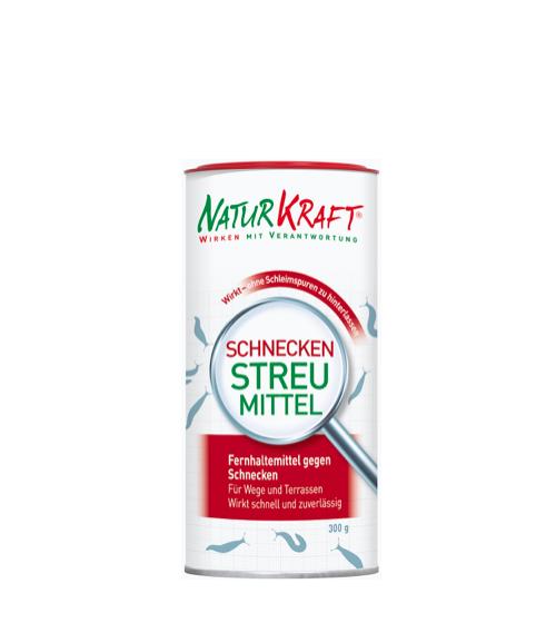 Schnecken Schutz von Naturkraft / Neudorff – jetzt Produktpaket gewinnen