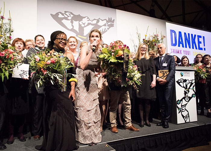 TransFair Fairtrade Awards Fairer Handel