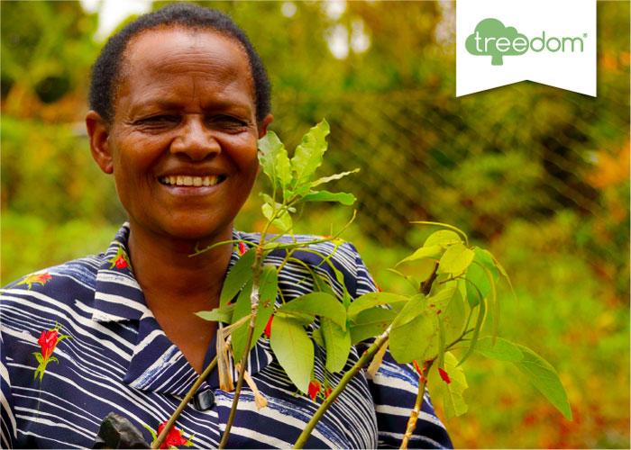 Blumen Muttertag Geschenk Geschenkidee Baum pflanzen Treedom Geschenkidee Muttertag