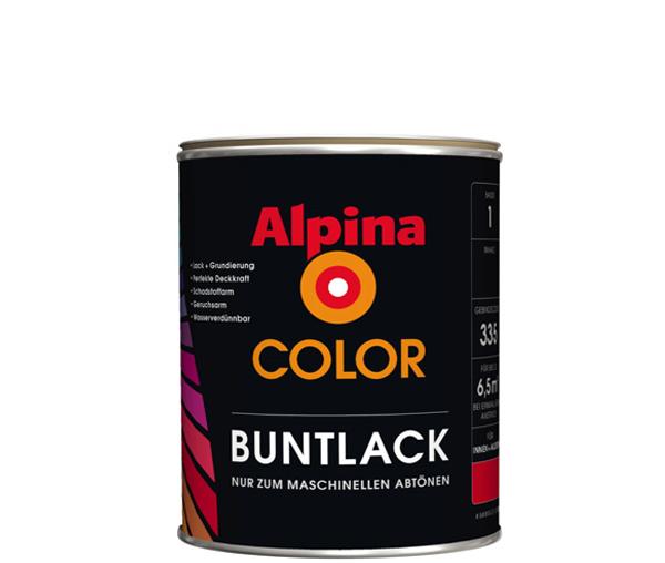Alpina Buntlack