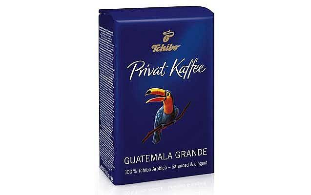 Privat Kaffee Tchibo Guatemala
