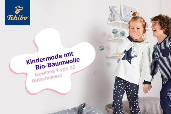 Tchibo Gewinnspiel Bio-Baumwolle