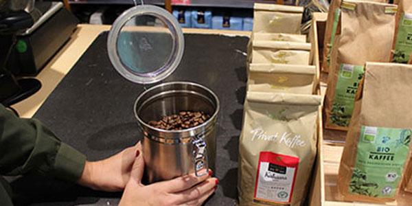 Tchibo Kaffee nachhaltig