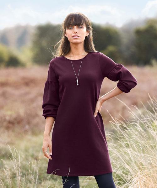Tchibo Green Fashion Bio Baumwolle nachhaltig Jerseykleid