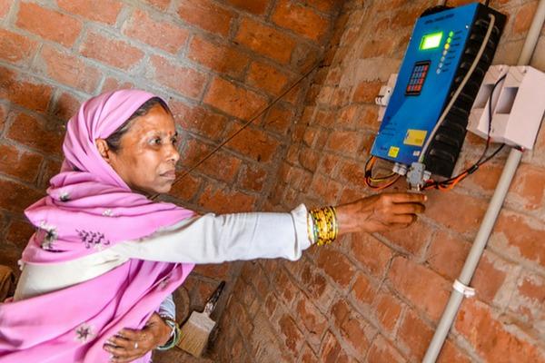 bettervest Strom Crowdfunding Indien