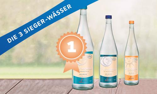 St. Leonhards Produkttest Wässer