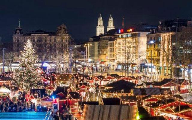 TREEDAY Weihnachtsmarkt Weihnachten nachhaltig Wochenende Wien gewinnen Zürich