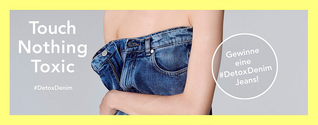 ARMEDANGELS Jeans gewinnen #DetoxDenim neue Kollektion nachhaltige Jeans
