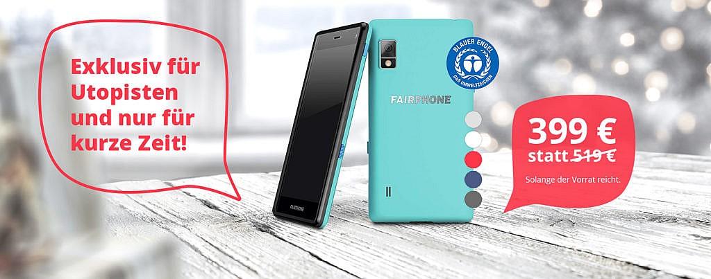 fairphone memolife rabatt smartphone günstiger