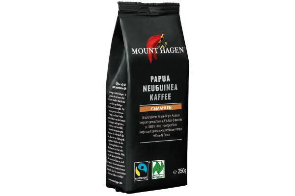 Kaffee Mount Hagen jetzt Geschenkset zum Aktionspreis kaufen Bio Fairtrade Papua Neuguinea