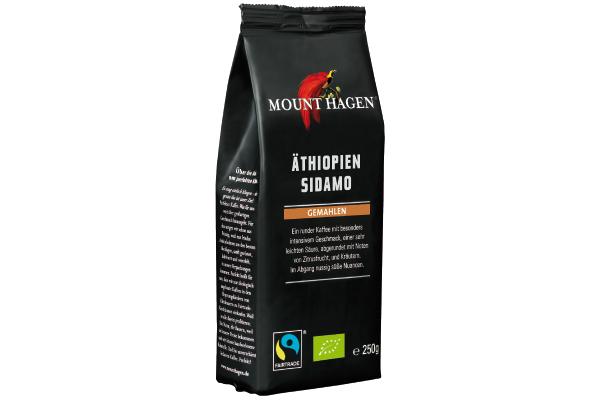 Kaffee Mount Hagen jetzt Geschenkset zum Aktionspreis kaufen Bio Fairtrade Äthiopien Sidamo