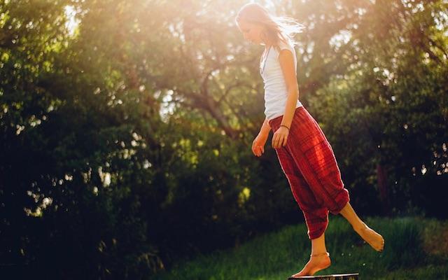 Yoga im Fastenhof Behm