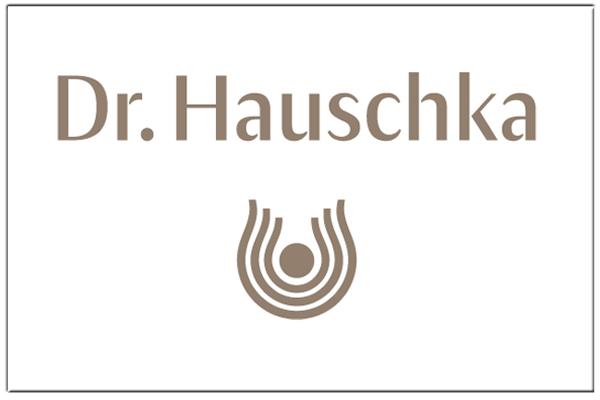 Dr. Hauschka Logo Neuheiten 2019 Gewinnspiel