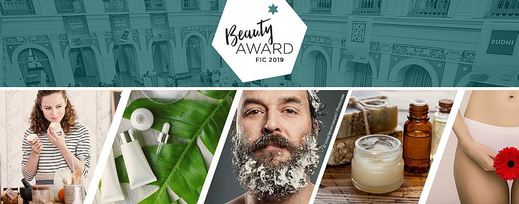 Food Innovation Camp Beauty Award 2019