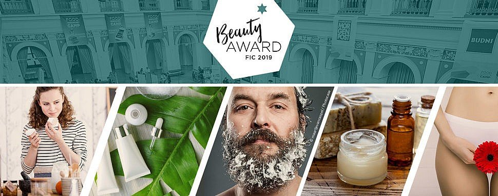 Food Innovation Camp Beauty Award 2019