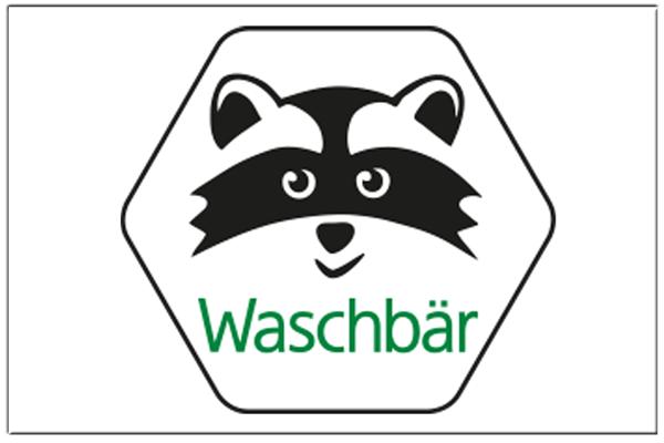 Fashion Revolution Gewinnspiel : Waschbär Logo Neuheiten 2019