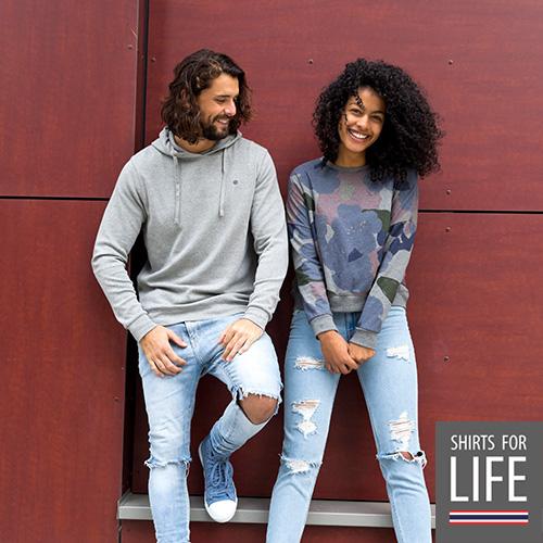 Fashion Revoltuion Gewinnspiel Shirts for life