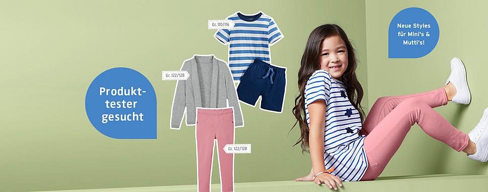 91141c168a6364 Produkttester gesucht: Teste Tchibo Share und erhalte Damen- & Kindermode!
