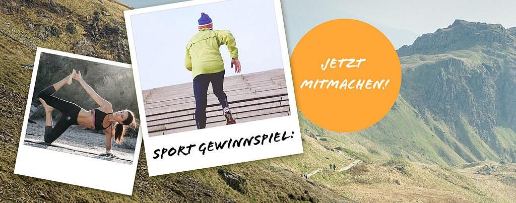 Sport Gewinnspiel, gewinne nachhaltige Sport Produkte, grüne Produkte