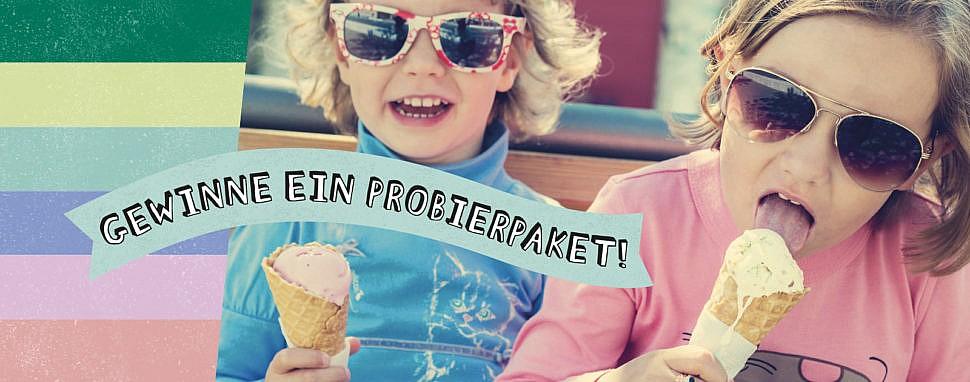 Demeter Eis Gewinne Rachelli Eispaket Bio Eis Probierpaket
