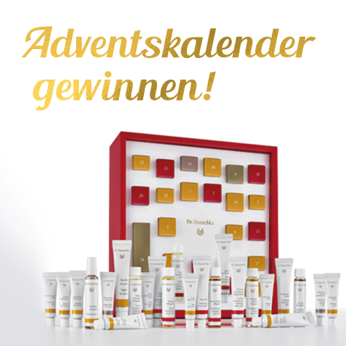 Dr. Hauschka Adventskalender Naturkosmetik