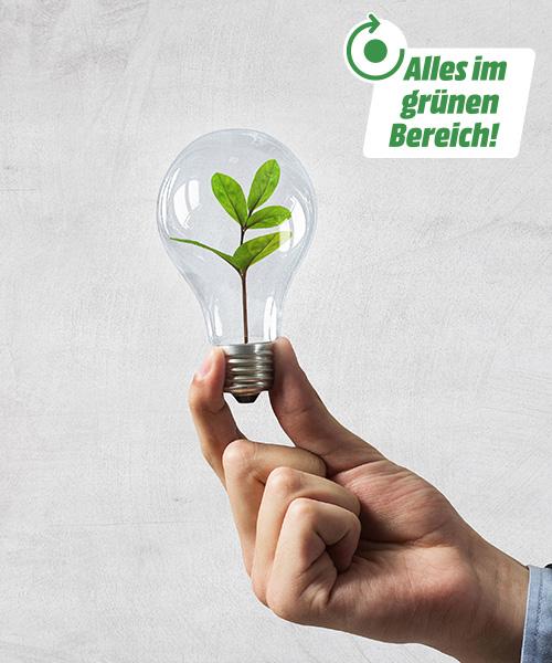 alles im grünen bereich mediamarkt grünes label
