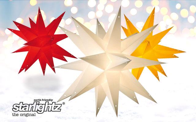 Utopia Weihnachtsaktion Geschenke-Ideen gewinnen memolife papierstern gewinnen