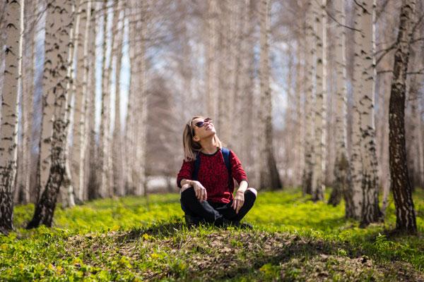 VisualVest nachhaltig Investieren Bambusfahrrad gewinnen