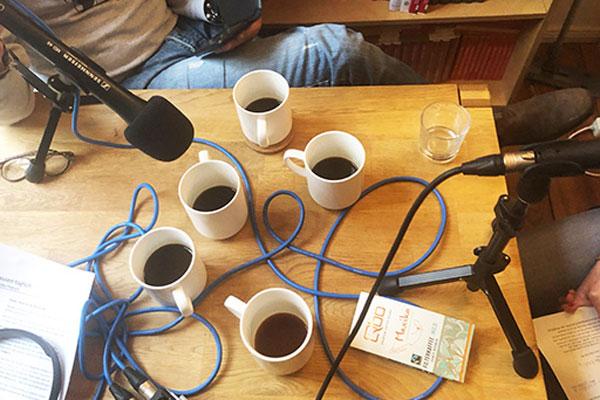 Tchibo Podcast 5 Tassen täglich