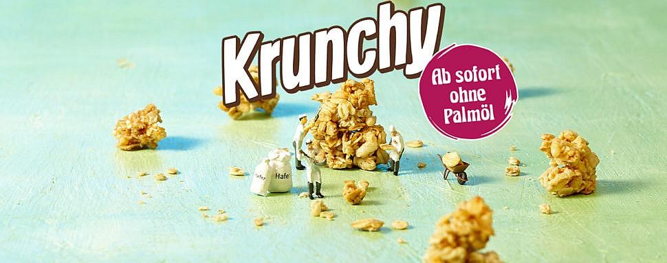 Barnhouse Krunchy Müsli palmölfrei Memory Gewinnspiel Gutschein Barnhouse
