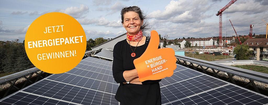 Bürgerwerke Energiepaket gewinnen