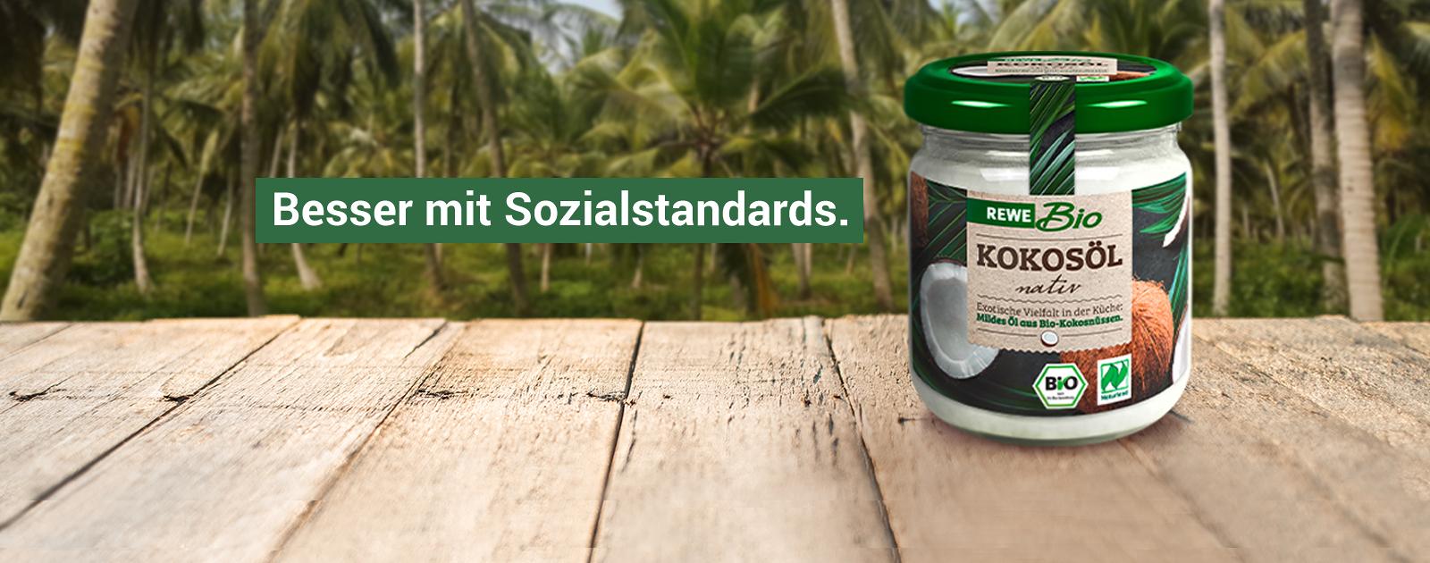 Sozialstandards REWE Bio Naturland Produkte