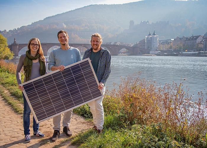 Bürgerwerke Energiepaket gewinnen Ökostrom