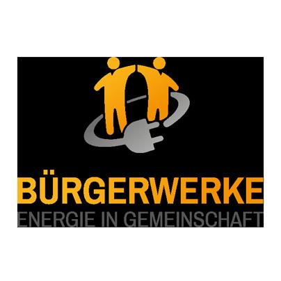Bürgerwerke Logo Unternehmen