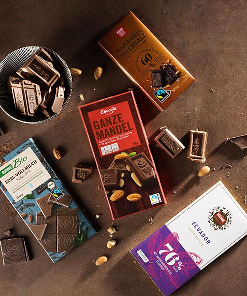 REWE Group REWE PENNY Faire Schokolade