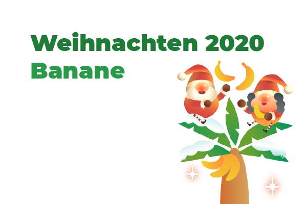 treedom baum pflanzen, sinnvolles weihnachtsgeschenk, banane