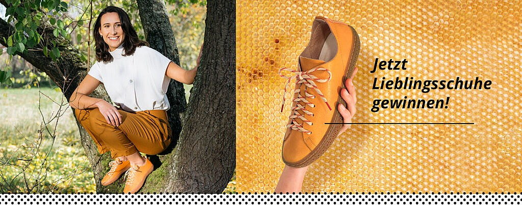 Think! Gewinnspiel nachhaltige Schuhe Sneaker