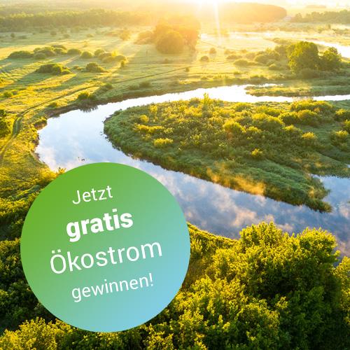 bessergrün gratis Ökostrom gewinnen