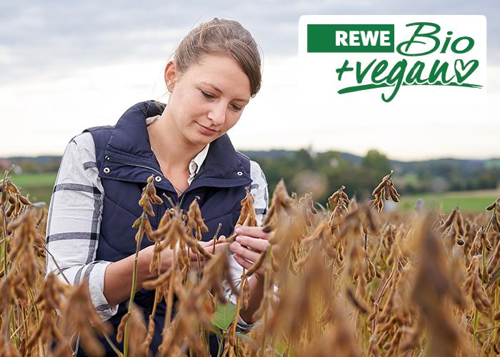 REWE Bio vegane Bio-Produkte entdecken