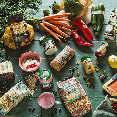 REWE Bio vegane Bio-Produkte entdecken vegane Frischcreme