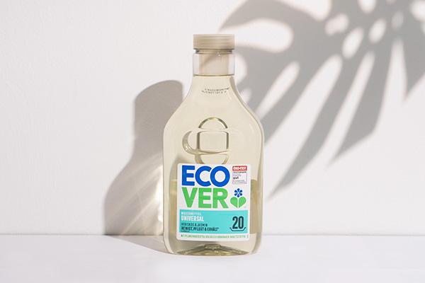 Ecover Gewinnspiel ökologische Wasch- und Reinigungsmittel