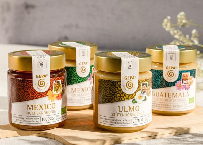 Honig aus Lateinamerika